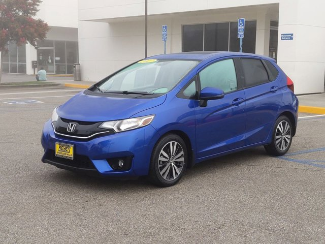 2017 Honda Fit EX-L EX-L CVT Regular Unleaded I-4 1.5 L/91 [2]