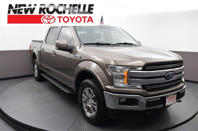 Used 2018 Ford F-150 in New Rochelle, NY