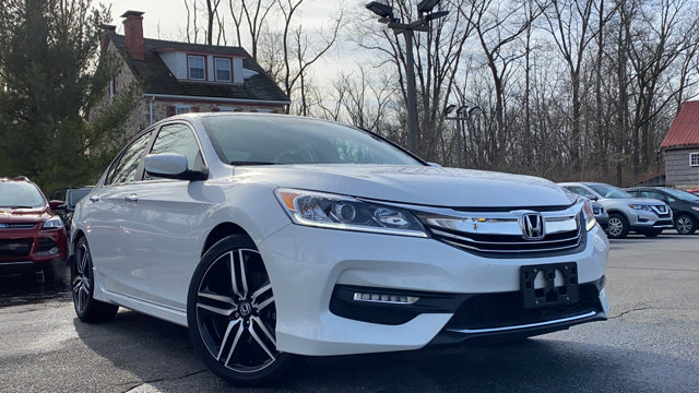 2017 Honda Accord Sedan Sport  Regular Unleaded I-4 2.4 L/144 [5]