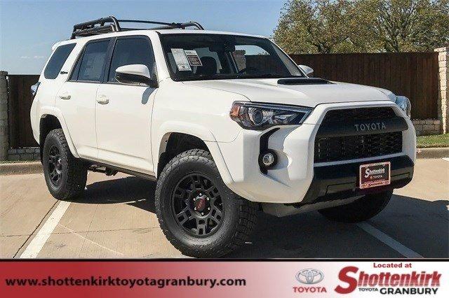 New 2019 Toyota 4Runner in Granbury, TX