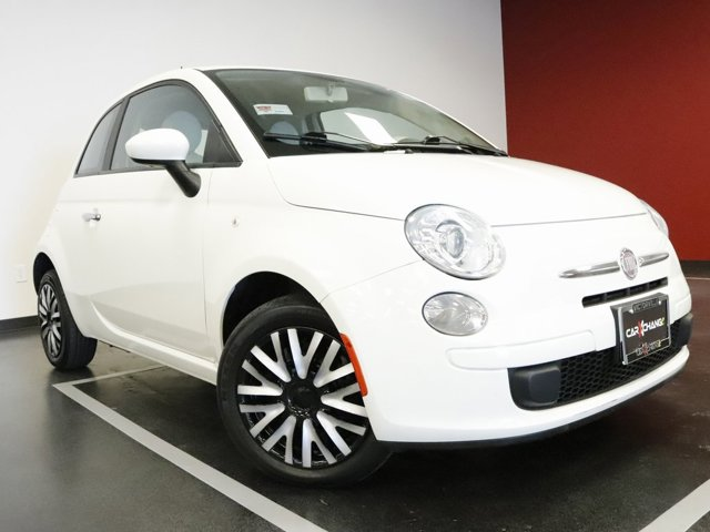 Used 2012 FIAT 500 in Victorville, CA
