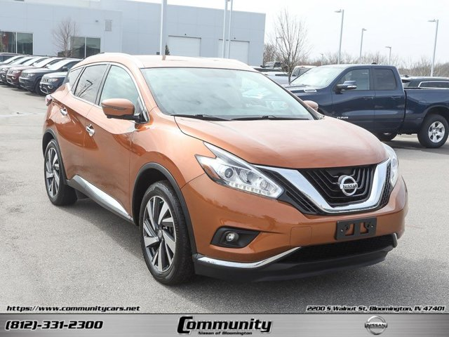 Used 2016 Nissan Murano in Bloomington, IN