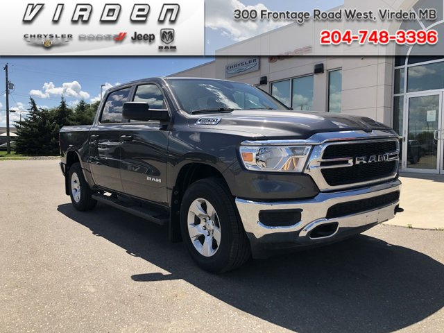 2019 Ram 1500 Tradesman Tradesman 4x4 Crew Cab 5'7″ Box Regular Unleaded V-8 5.7 L/345 [4]