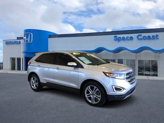 Used 2016 Ford Edge in Cocoa, FL