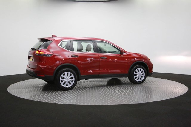 2017 Nissan Rogue for sale 125264 36