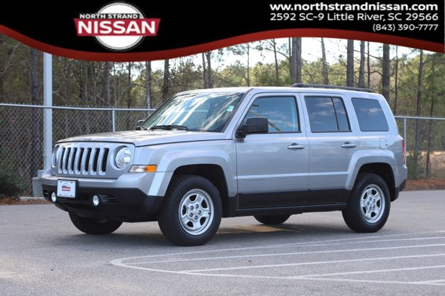 Used 2016 Jeep Patriot in Little River, SC
