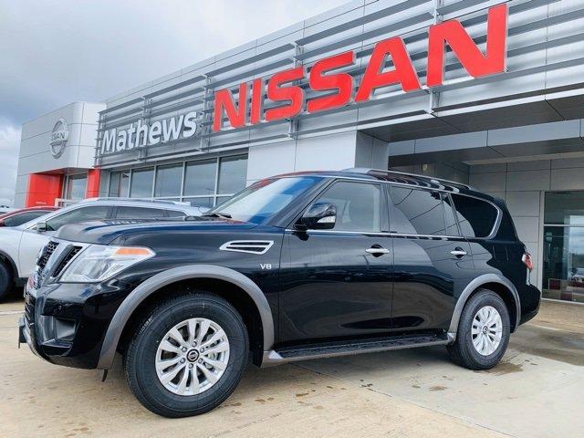 New 2020 Nissan Armada in Paris, TX