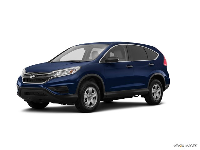 2016 Honda CR-V EX 2WD 5dr EX Regular Unleaded I-4 2.4 L/144 [15]