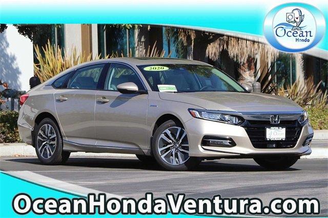 2020 Honda Accord Hybrid at Ocean Honda of Ventura