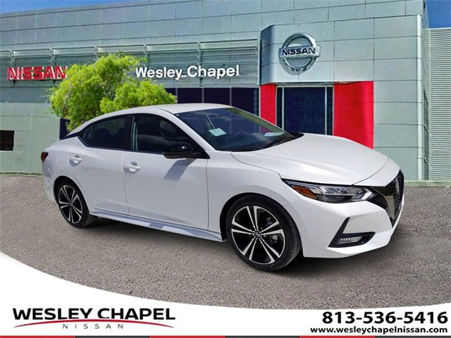 New 2020 Nissan Sentra in Wesley Chapel, FL