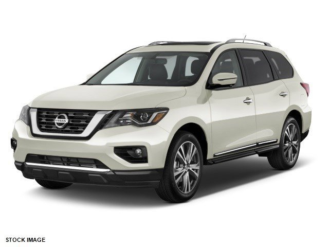 New 2017 Nissan Pathfinder in Columbia, TN