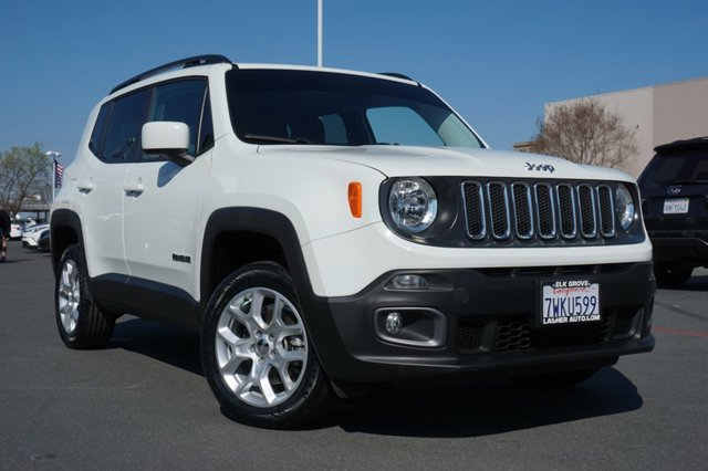 Used 2015 Jeep Renegade 4WD 4dr Latitude
