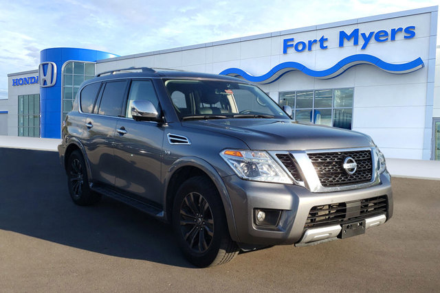 Used 2018 Nissan Armada in Fort Myers, FL