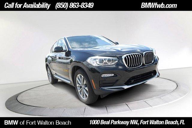 New 2019 BMW X4 in Fort Walton Beach, FL