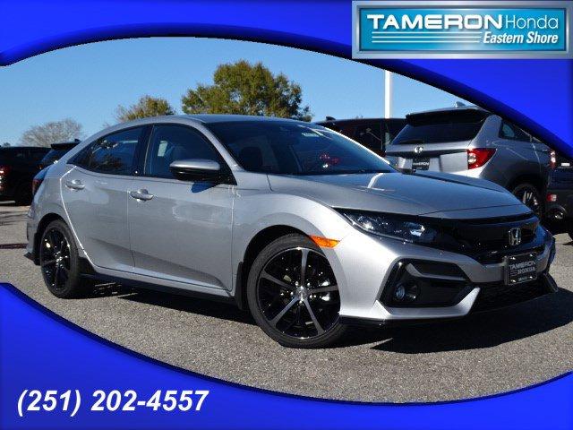 New 2020 Honda Civic Hatchback in Daphne, AL