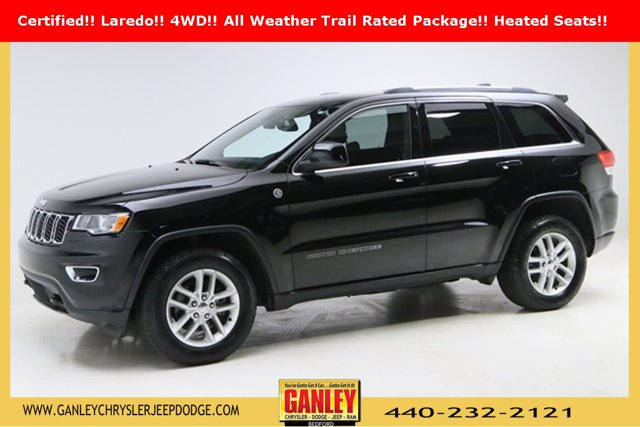 Used 2017 Jeep Grand Cherokee in Cleveland, OH