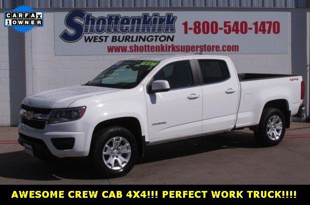 Used 2016 Chevrolet Colorado in West Burlington, IA