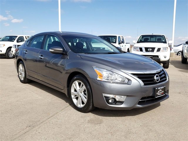Used 2015 Nissan Altima in Fort Collins, CO
