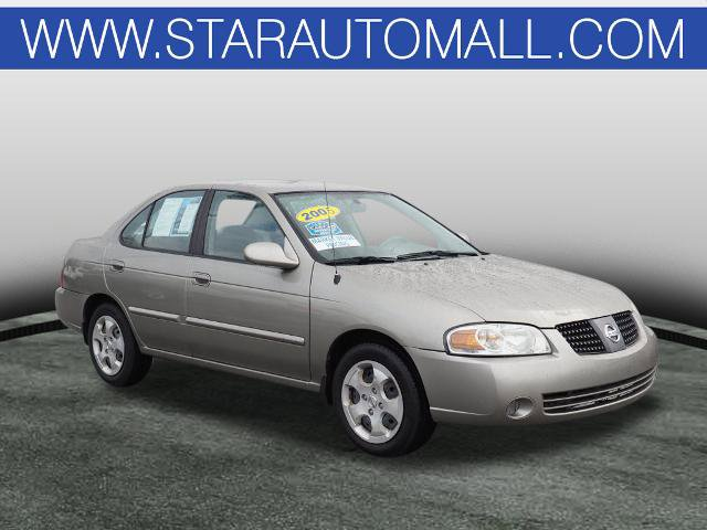 Used 2005 Nissan Sentra in Greensburg, PA