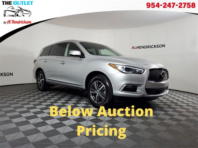 Used 2019 INFINITI QX60 in Coconut Creek, FL