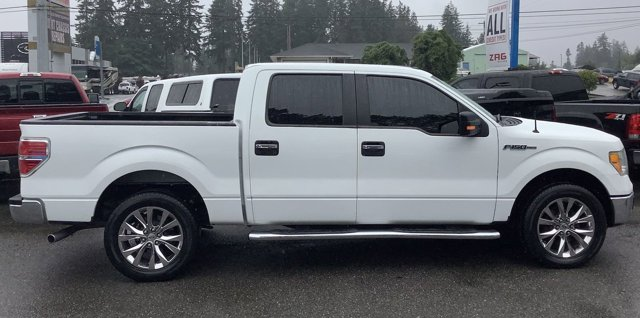Used 2010 Ford F-150 2WD SuperCrew 145 XLT