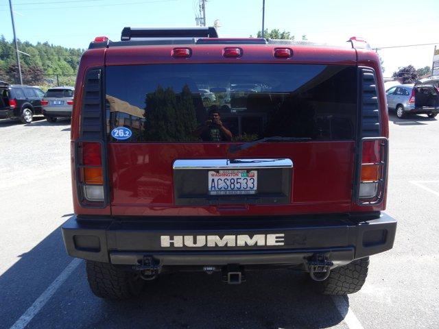Used 2003 HUMMER H2 4dr Wgn