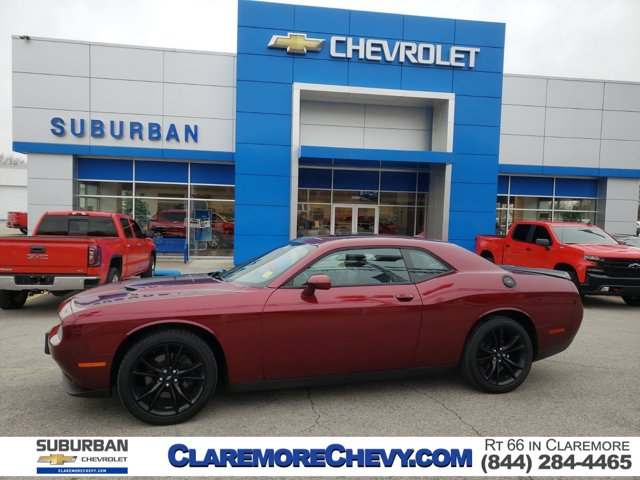 Used 2017 Dodge Challenger in Claremore, OK