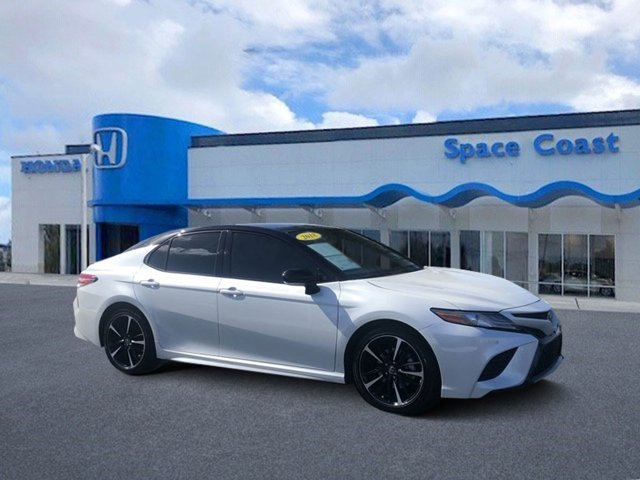 Used 2018 Toyota Camry in Cocoa, FL