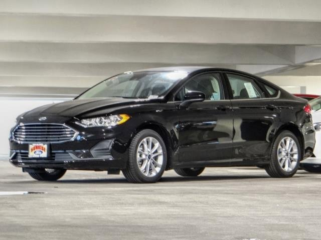 2020 Ford Fusion Hybrid SE SE FWD Gas/Electric I-4 2.0 L/122 [7]