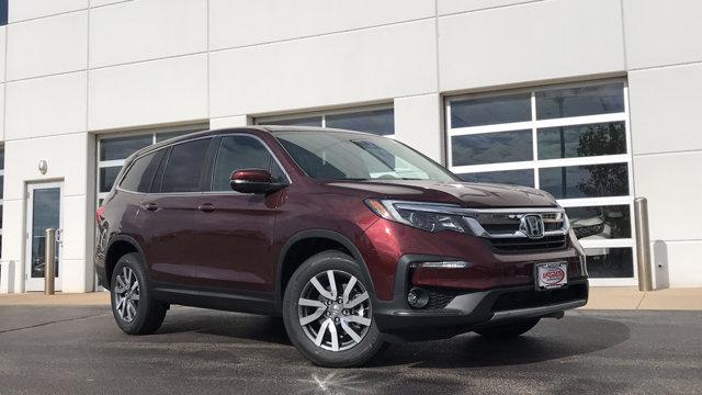 New 2020 Honda Pilot in Elgin, IL