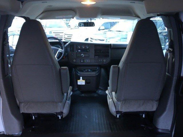 New 2017 Chevrolet Express Cargo Van RWD 3500 135