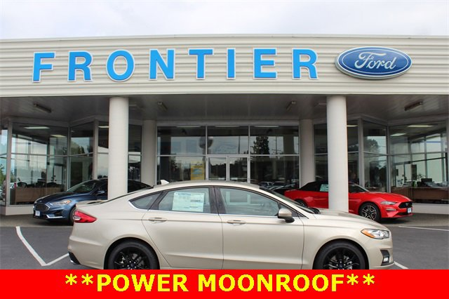 New 2019 Ford Fusion in Anacortes, WA
