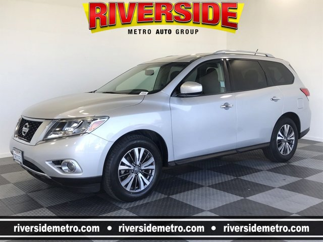 2016 Nissan Pathfinder SV 2WD 4dr SV Regular Unleaded V-6 3.5 L/213 [8]