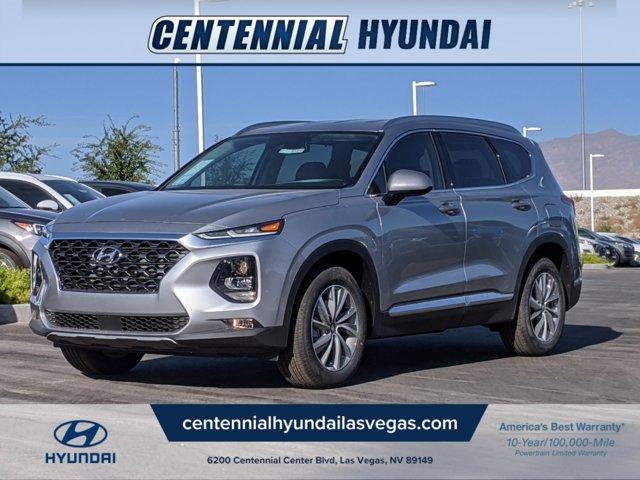 2020 Hyundai Santa Fe SEL w/SULEV SEL 2.4L Auto FWD w/SULEV Regular Unleaded I-4 2.4 L/144 [38]