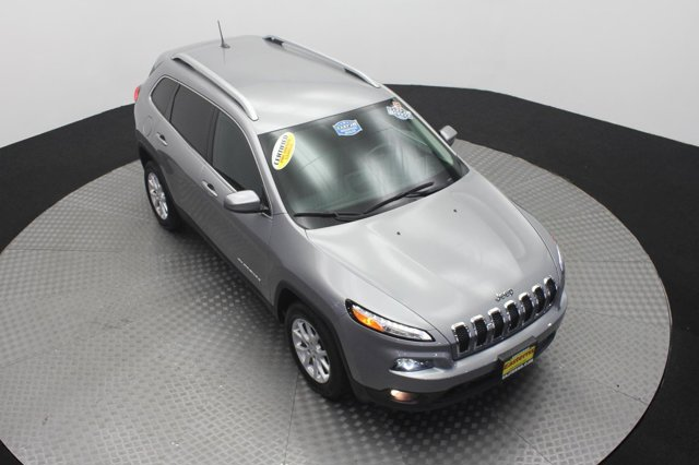 2017 Jeep Cherokee for sale 120138 2