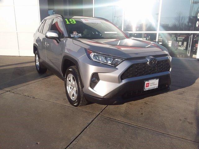 2019 Toyota RAV4 SP