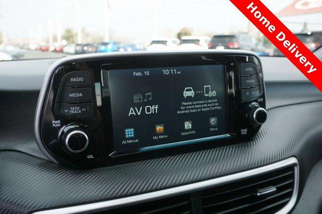 Used 2019 Hyundai Tucson SE AWD
