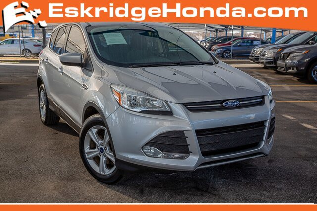 Used 2016 Ford Escape in Oklahoma City, OK