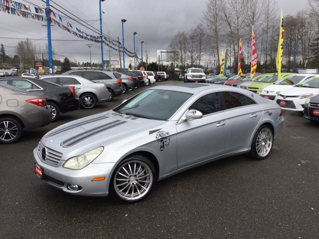 Used 2006 Mercedes-Benz CLS-Class 4dr Sdn 5.0L