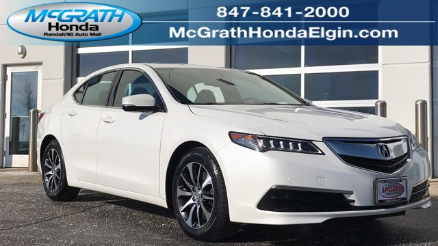 Used 2016 Acura TLX in Elgin, IL