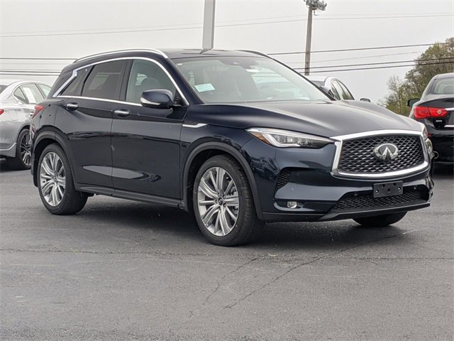 2020 INFINITI QX50 SENSORY SENSORY AWD Intercooled Turbo Premium Unleaded I-4 2.0 L/121 [17]