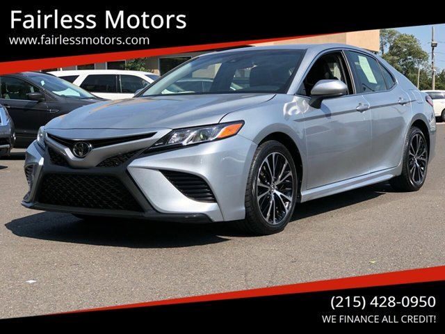 Used 2018 Toyota Camry in Fairless Hills, PA