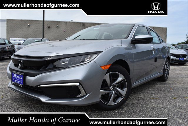 2020 Honda Civic Sedan LX CVT