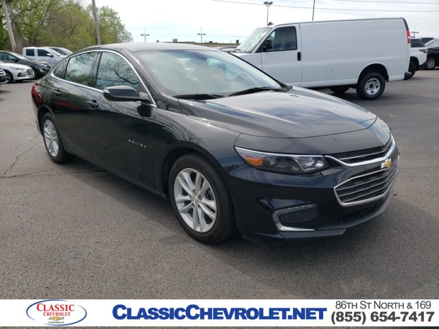 Used 2018 Chevrolet Malibu in Owasso, OK