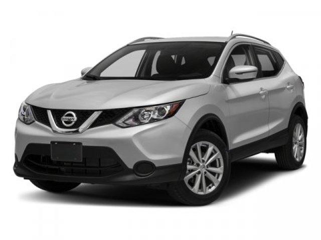 2017 Nissan Rogue Sport SV AWD SV Regular Unleaded I-4 2.0 L/122 [4]