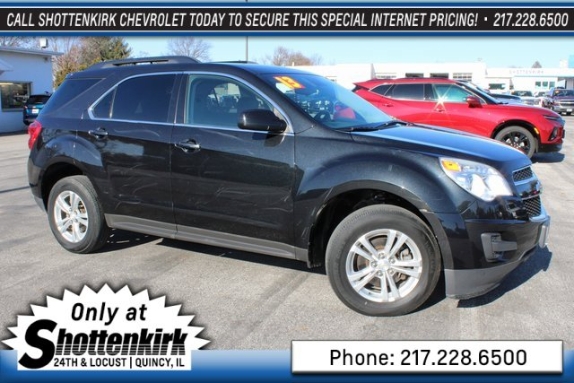 Used 2013 Chevrolet Equinox in Quincy, IL