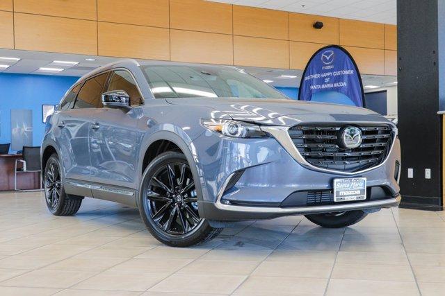 2021 Mazda CX-9 Carbon Edition Carbon Edition AWD Intercooled Turbo Regular Unleaded I-4 2.5 L/152 [1]