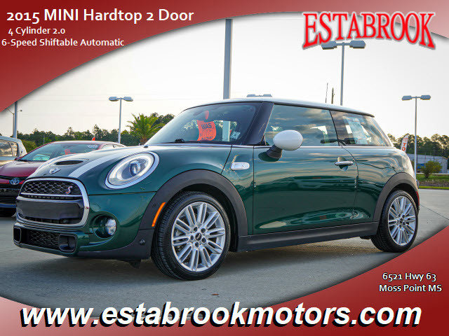 Used 2015 MINI Cooper Hardtop in Moss Point, MS
