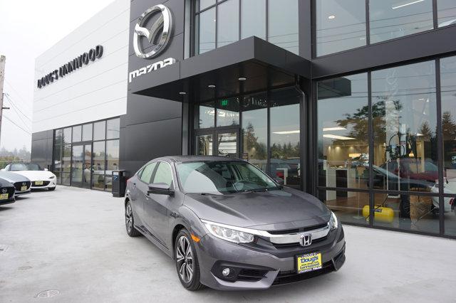 Used 2018 Honda Civic Sedan EX-T CVT