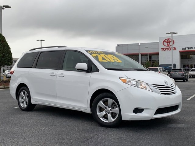 Used 2016 Toyota Sienna in , AL